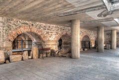 Археологический музей Стоковые Изображения