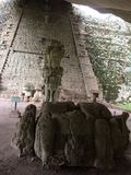 археологический парк стоковое фото rf