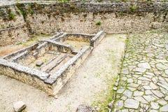 Археологическое место в Sopron Стоковая Фотография