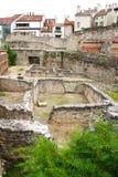 Археологическое место в Sopron Стоковое Фото