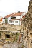 Археологическое место в Sopron Стоковые Фото