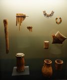 Археология Quimbaya стоковое фото rf