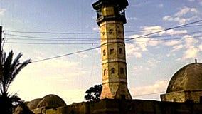 Архивная большая мечеть Газа видеоматериал