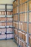 архивохранилища стоковое фото rf