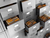 Архивохранилище Стоковая Фотография RF