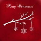 архив eps рождества 8 карточек включил сбор винограда вектора снежинок иллюстрация штока