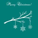 архив eps рождества 8 карточек включил сбор винограда вектора снежинок бесплатная иллюстрация