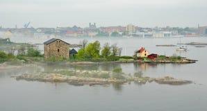 архипелаг северный стоковая фотография