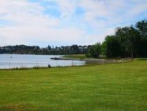 Архипелаг Стокгольма стоковое фото rf