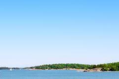 архипелаг Стоковое Изображение RF