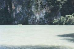 Архипелаг Krabi в Таиланде Стоковое Изображение
