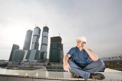 архитектор Стоковое фото RF