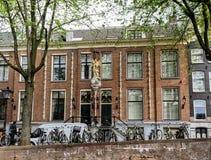 Архитектура Амстердама Стоковое фото RF