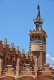 Архитектура Барселоны Стоковые Изображения RF