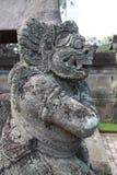 Архитектура Бали Стоковое Изображение