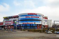 Архитектура Беларуси Стоковое Фото