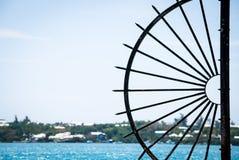 Архитектура Бермудских Островов Стоковое Изображение RF