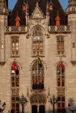 Архитектура Бельгии Стоковые Фотографии RF
