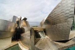 Архитектура Бильбао Стоковые Изображения