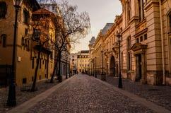Архитектура Бухарест Стоковые Фото