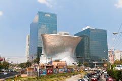 Архитектура в Мехико Стоковая Фотография RF