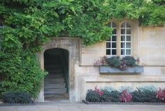 Архитектура в Оксфорде Стоковое Изображение RF