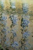 Архитектура в реке Эвоне, Брэдфорде на Эвоне, Уилтшире, Великобритании Стоковое Изображение