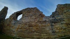 Архитектура древнего города стоковое фото rf