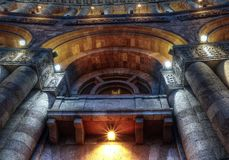Архитектура Еревана, Армении красивая! Стоковое фото RF
