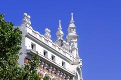 Архитектура Испании Стоковая Фотография