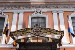 Архитектура Кито, эквадора Стоковые Фотографии RF