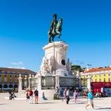 Архитектура Лиссабона, Португалии Стоковые Фото