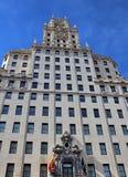 Архитектура Мадрида Стоковые Фото