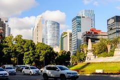 Архитектура Мексики DF Стоковая Фотография