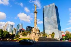 Архитектура Мексики DF Стоковые Фото