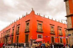 Архитектура Мексики DF Стоковые Изображения RF