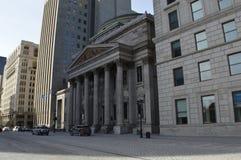 Архитектура Монреаля стоковое изображение