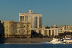 Архитектура Москвы Стоковое фото RF