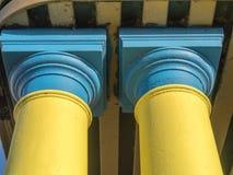 Архитектура набережной Стоковые Фото