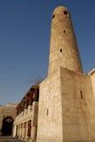 Архитектура наследия в Дохе стоковые изображения
