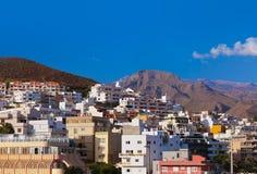 Архитектура на острове Тенерифе - Canaries Стоковые Изображения RF