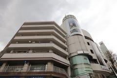архитектура на улице Omotesando Стоковые Фотографии RF