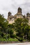 Архитектура Нью-Йорка, США Стоковые Изображения