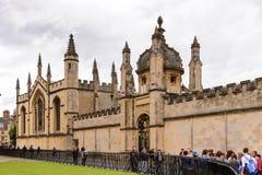 Архитектура Оксфорда, Англии, Великобритании Стоковое Изображение RF