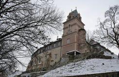 Архитектура от Brandys nad Labem стоковое фото rf