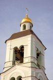 Архитектура парка Tsaritsyno в Москве башня колокола старая Стоковые Фото