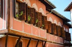 Архитектура Пловдива стоковые фото