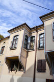 Архитектура Пловдива стоковое фото