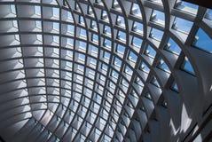 Архитектура решетки стоковое изображение rf