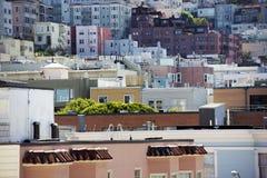 Архитектура Сан-Франциско Стоковые Фотографии RF